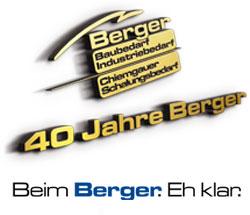 40 Jahre Berger