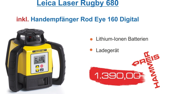 Leica Rugby 680