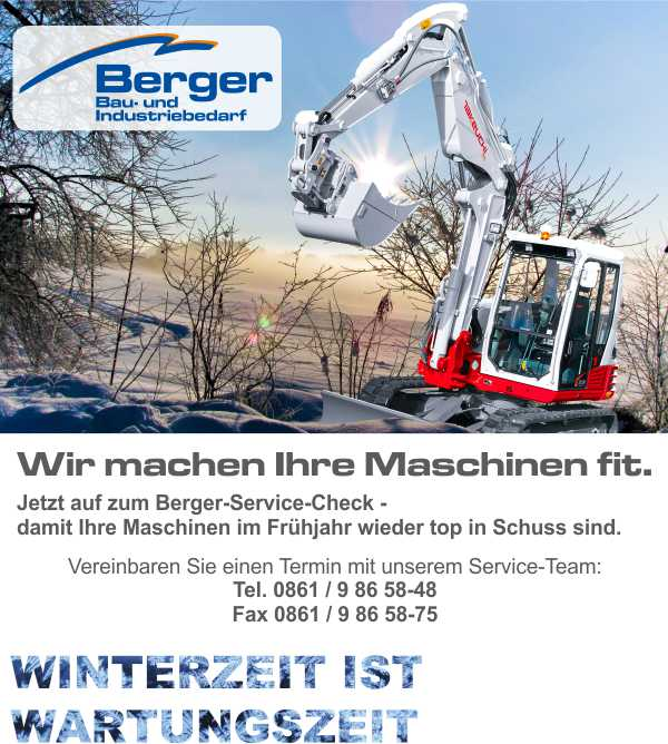 NL Winterwartung Berger TS