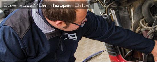 Reparaturservice hopper + ostermeier GmbH